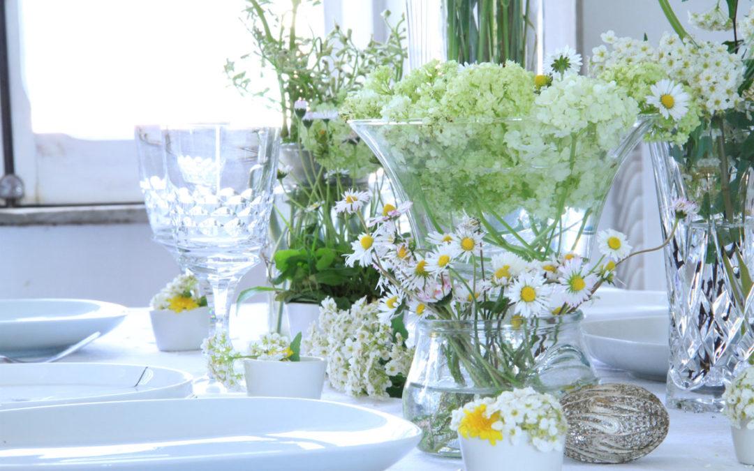 a tavola è primavera